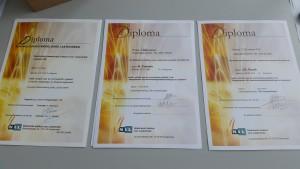 Diploma Regen